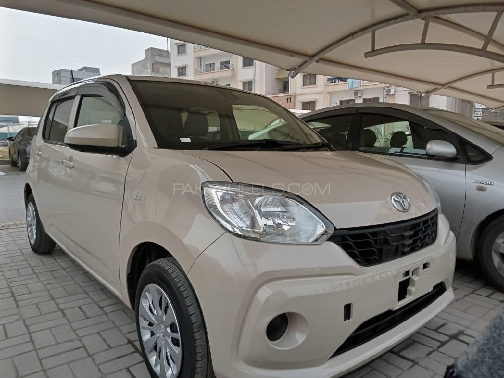 Toyota Passo X L Package S  2018 Image-1