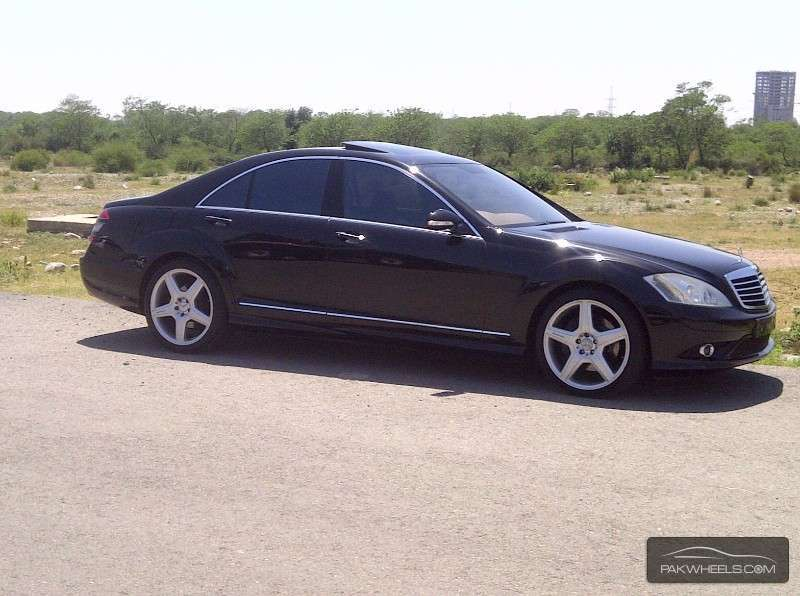Mercedes benz s class s500 2006 for sale in islamabad for Used mercedes benz s
