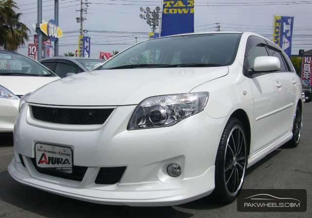 Toyota Corolla Fielder X Special Edition 2012 for sale in ...