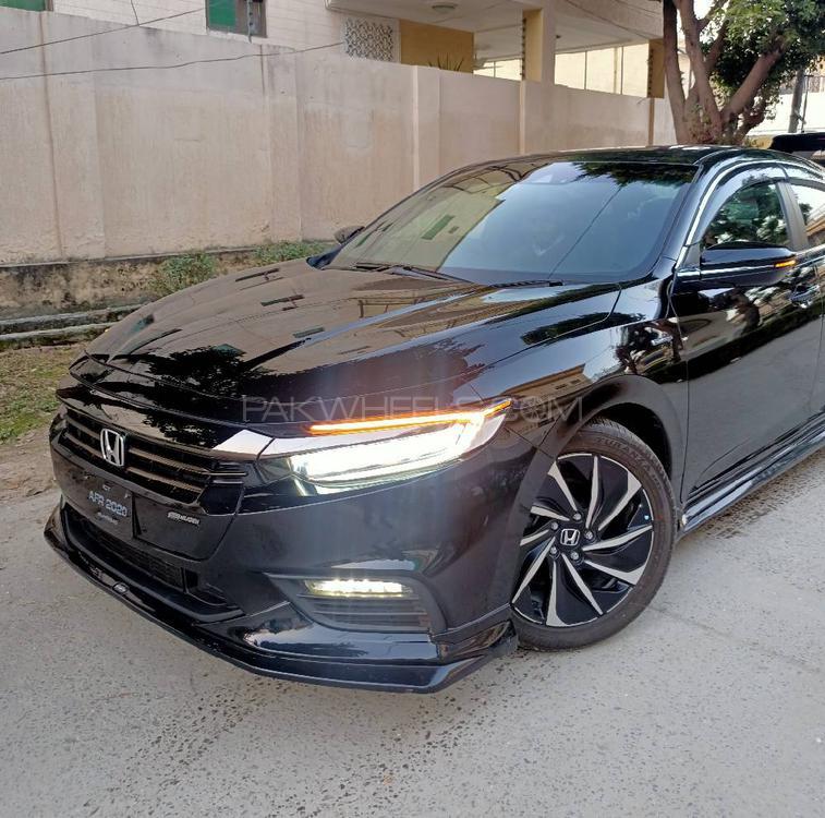 Honda Insight 2018 Image-1