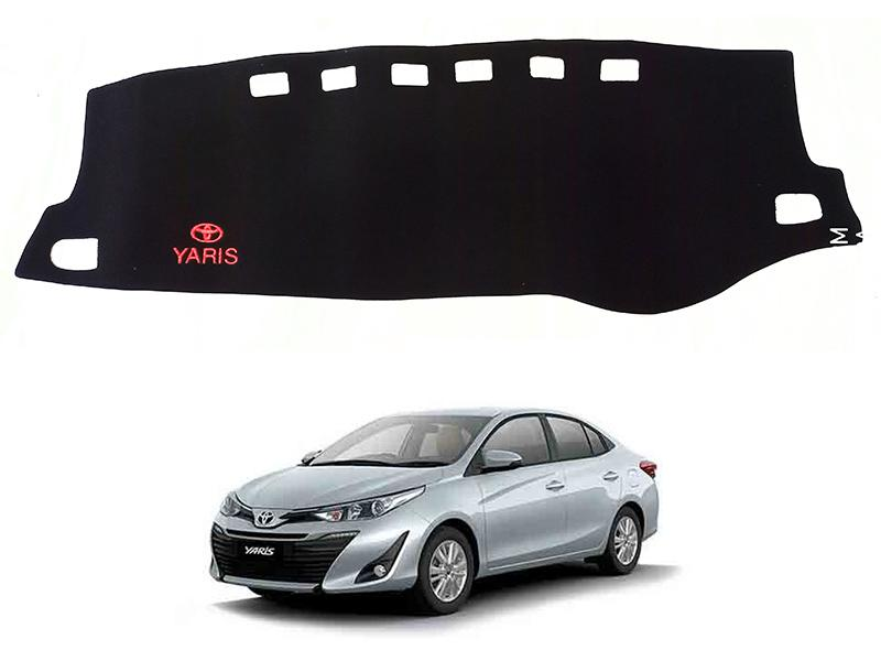 Toyota Yaris 2020-2021 Dashboard Carpet Cover  in Karachi