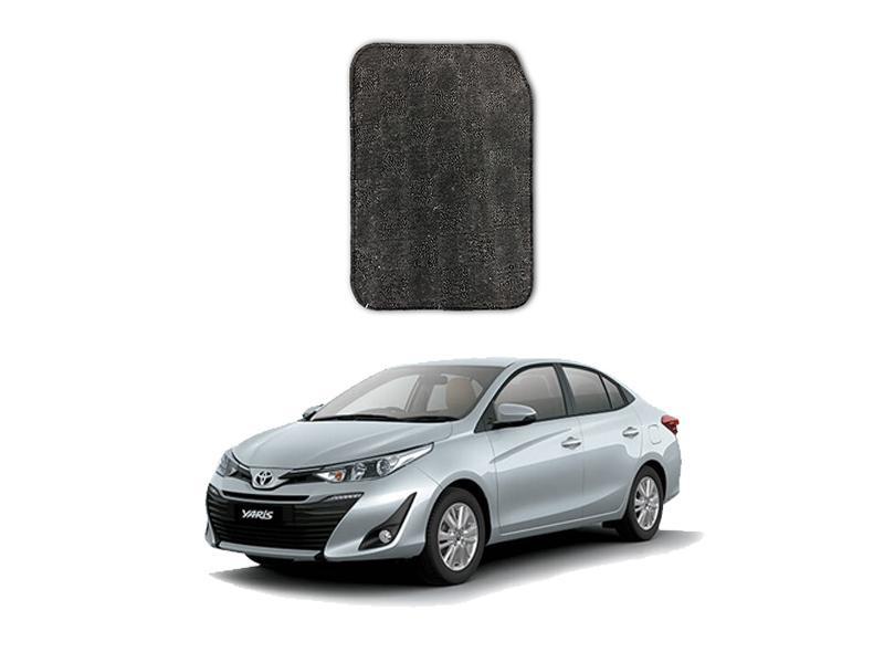 Toyota Yaris Marflex Floor Mats Premium Grey in Lahore