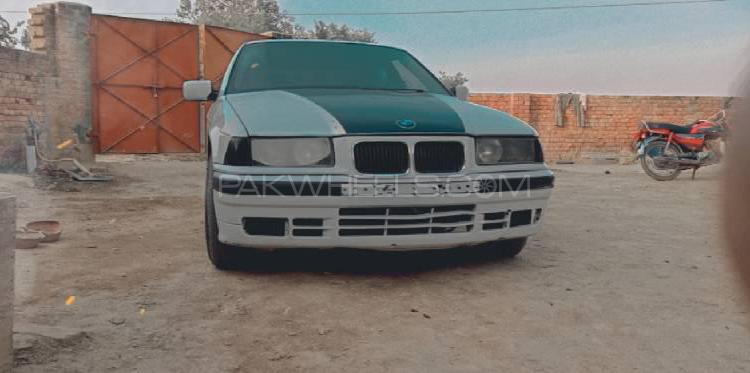 BMW / بی ایم ڈبلیو 3 سیریز 316i 1992 Image-1