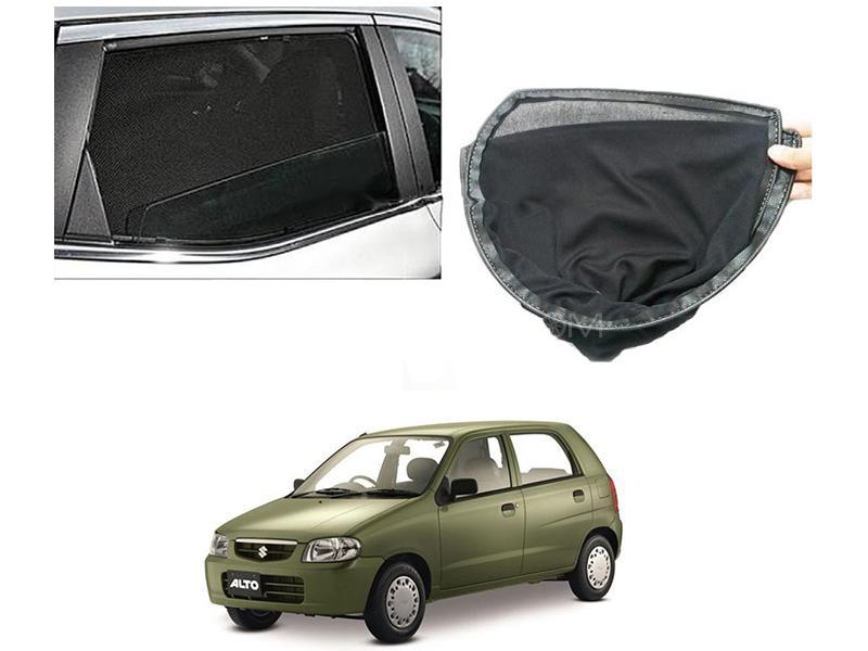 Suzuki Alto VXR 2000-2012 Sun Shades  Image-1