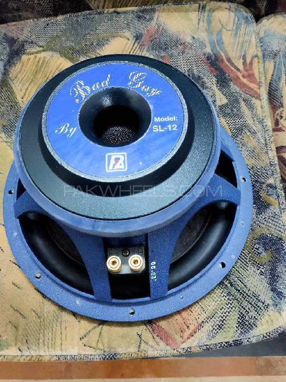 P Audio (SL-12) Sub Woofer Thailand Image-1
