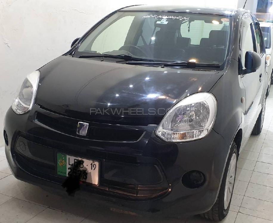 Toyota Passo + Hana Apricot Collection 1.0 2015 Image-1