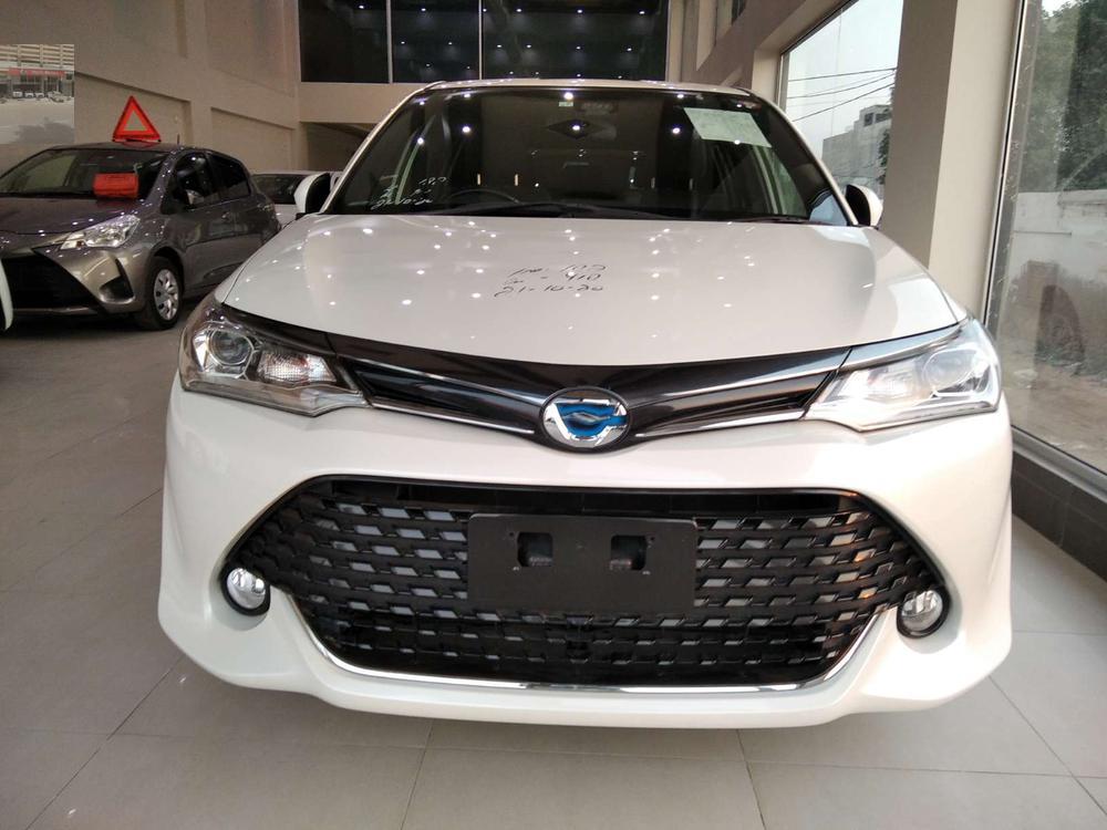 Toyota Corolla Fielder Hybrid G  WB  2017 Image-1