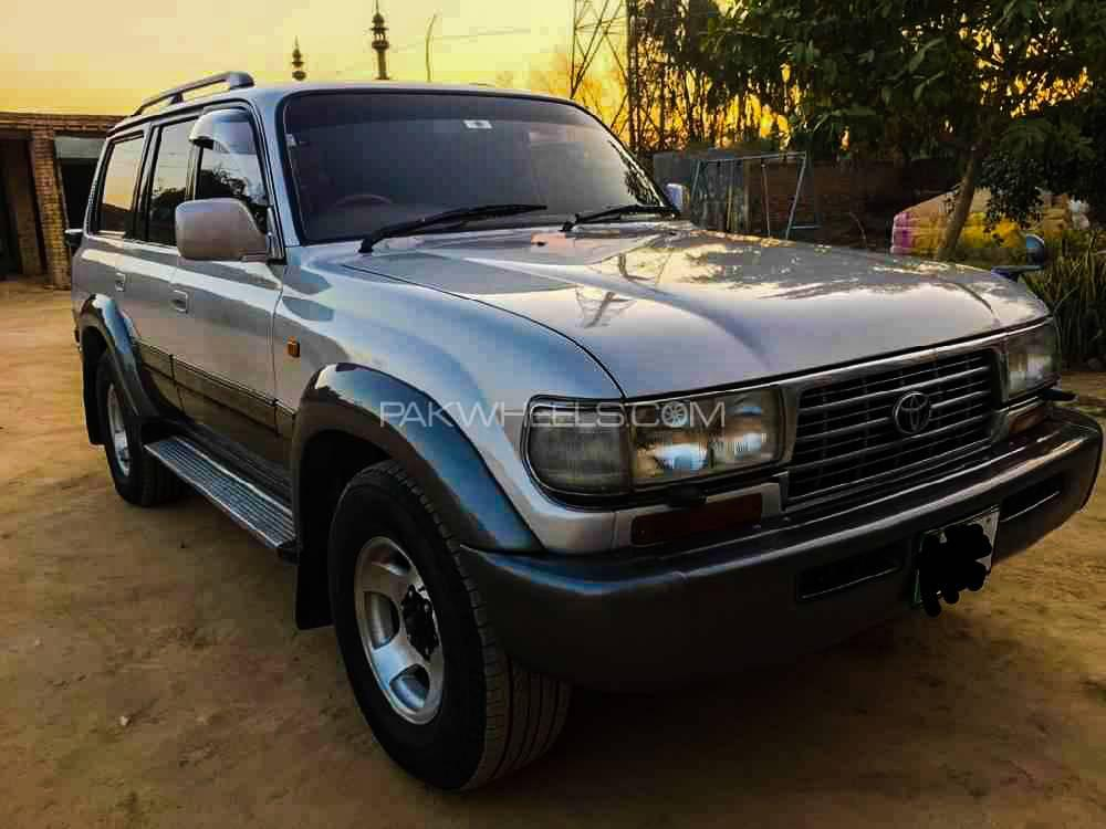 Toyota Land Cruiser VX Limited 4.5 1993 Image-1
