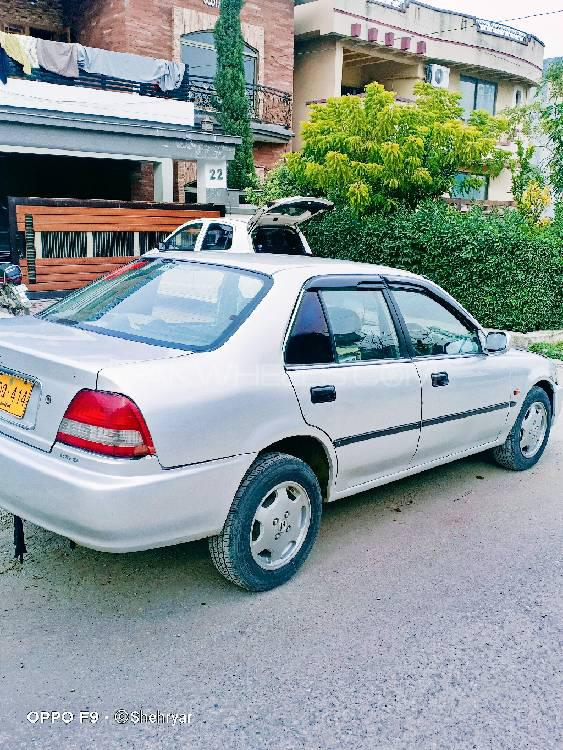 Honda City EXi S 2001 for sale in Islamabad | PakWheels