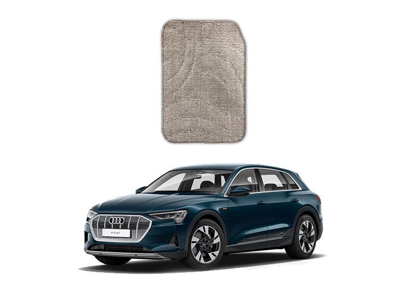 Audi E Tron Marflex Floor Mats Premium Beige in Lahore