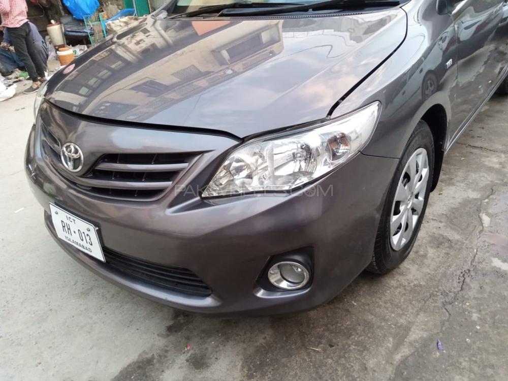 Toyota Corolla GLi 1.3 VVTi 2011 Image-1