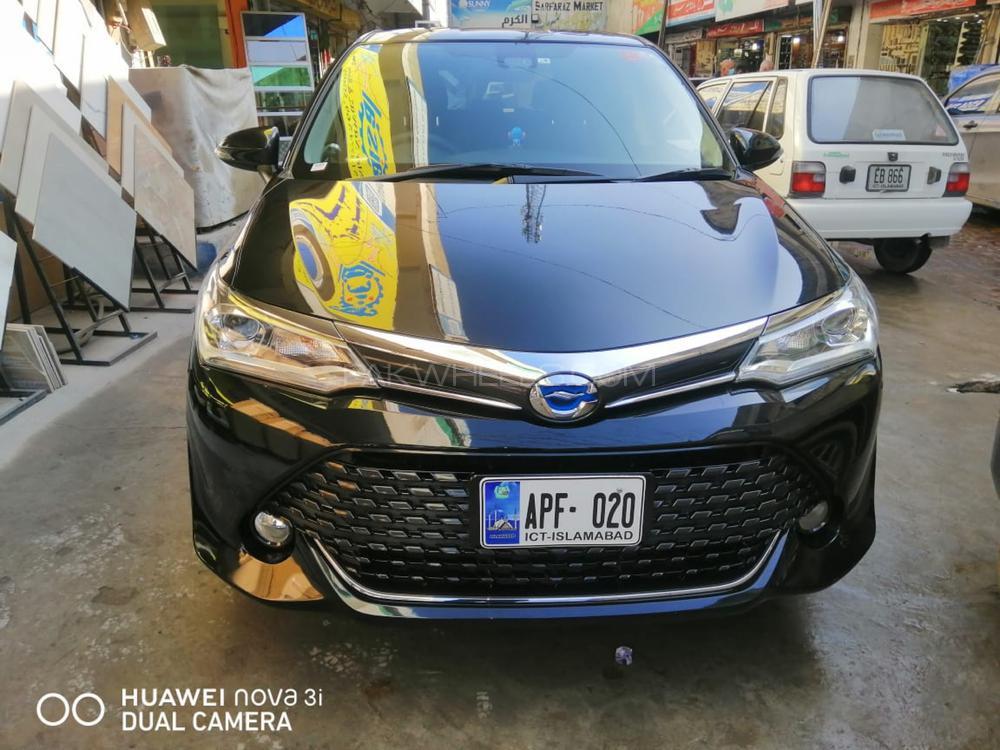 Toyota Corolla Fielder Hybrid G Aerotourer 2017 Image-1