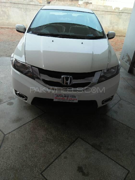 Honda City Aspire 1.5 i-VTEC 2020 Image-1