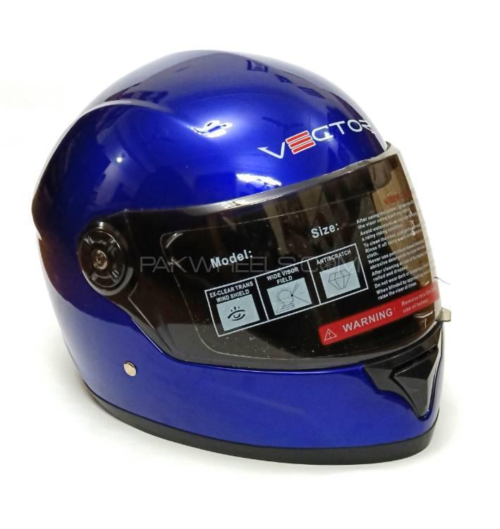 VECTOR Full-Face  Motorcycle Helmet Image-1