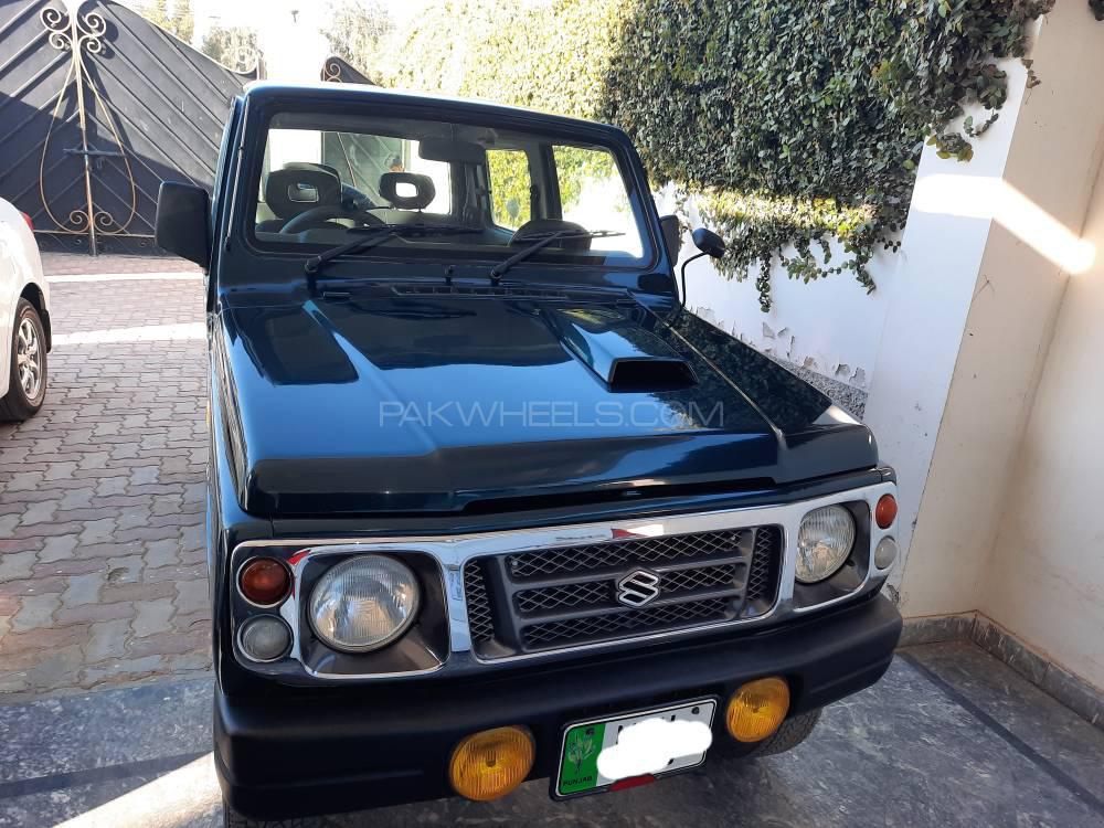 Suzuki Sj410 1996 Image-1