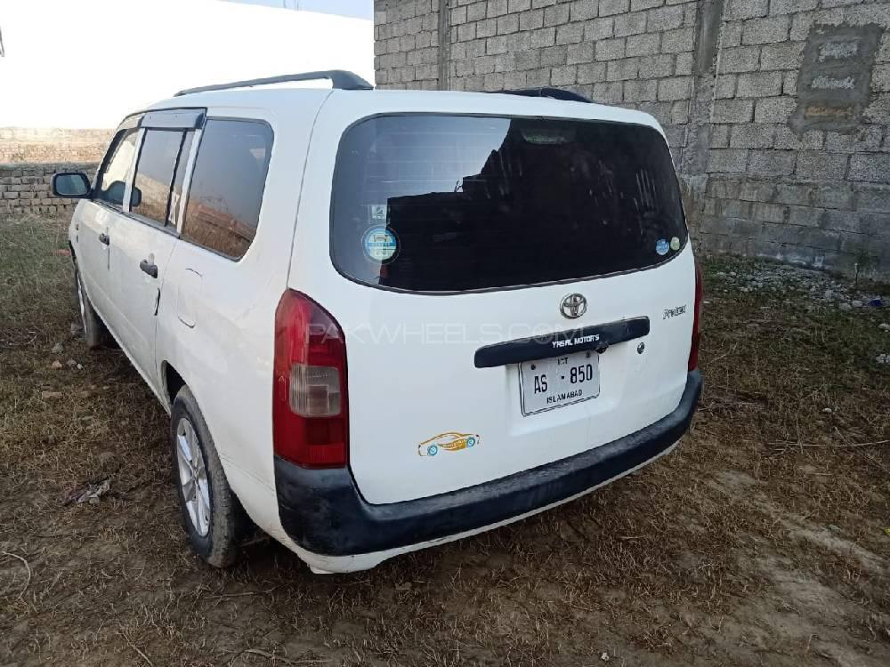 Toyota Probox F Extra Package Limited 2007 Image-1