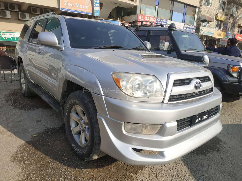 Toyota Surf SSR-G 3.4 2003 Image-1
