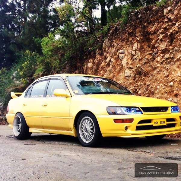 Toyota Corolla SE Limited 1996 For Sale In Peshawar