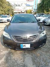 Used Toyota Camry Up-Spec Automatic 2.4 2007
