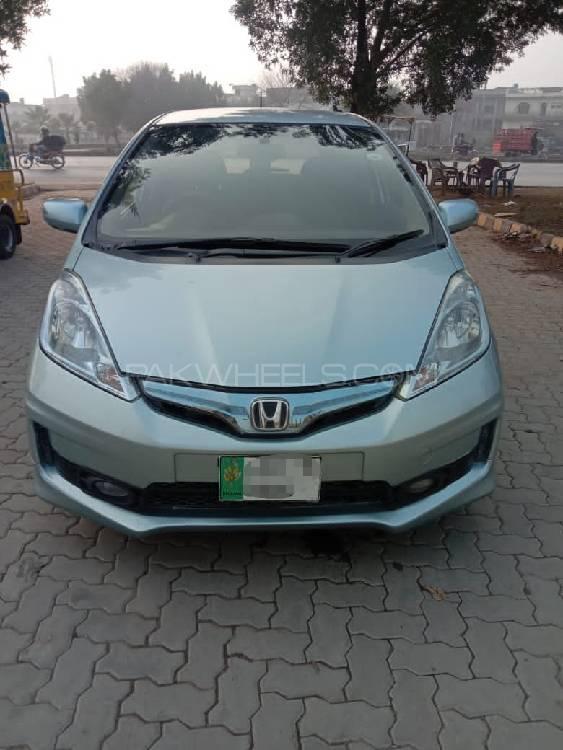 Honda Fit 1.5 Hybrid RS 2012 Image-1