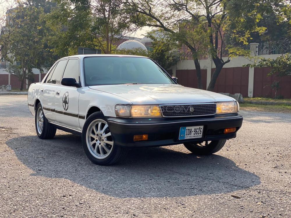 Toyota Cressida 1990 Image-1