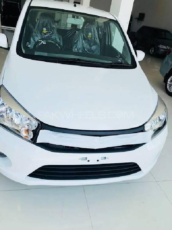 Suzuki Cultus VXL 2021 Image-1