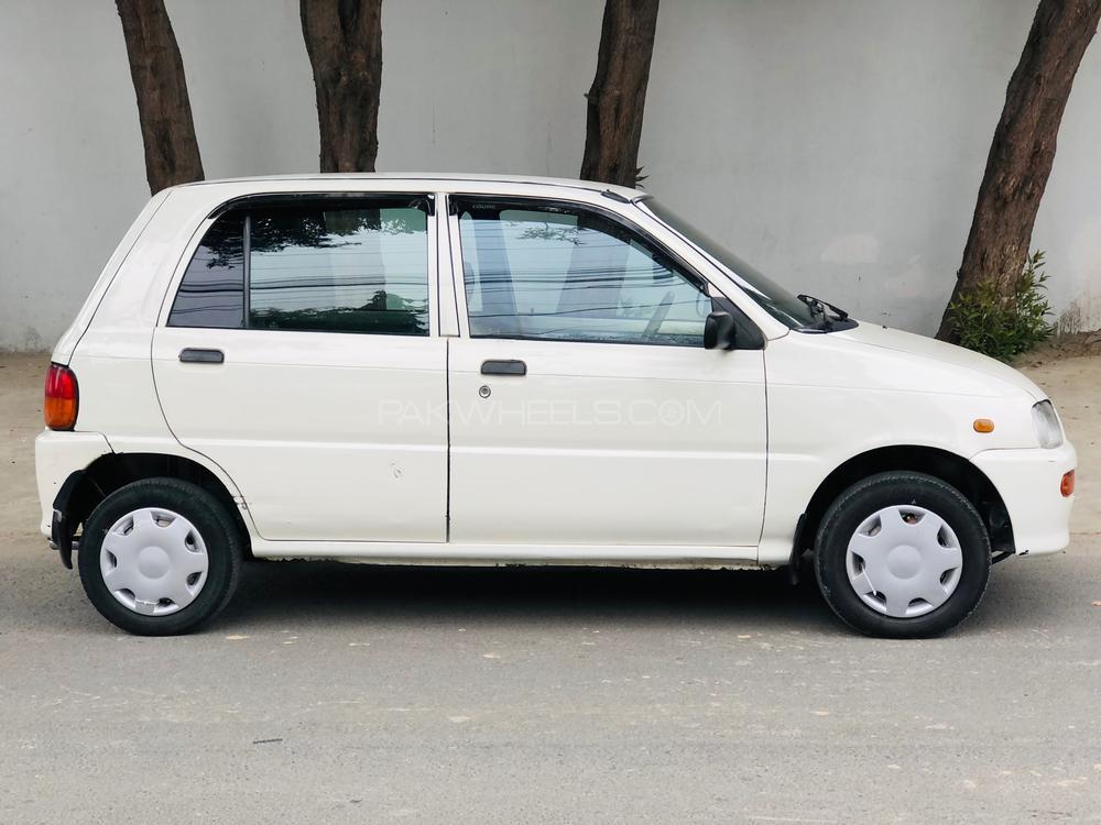Daihatsu Cuore CL Eco 2008 Image-1