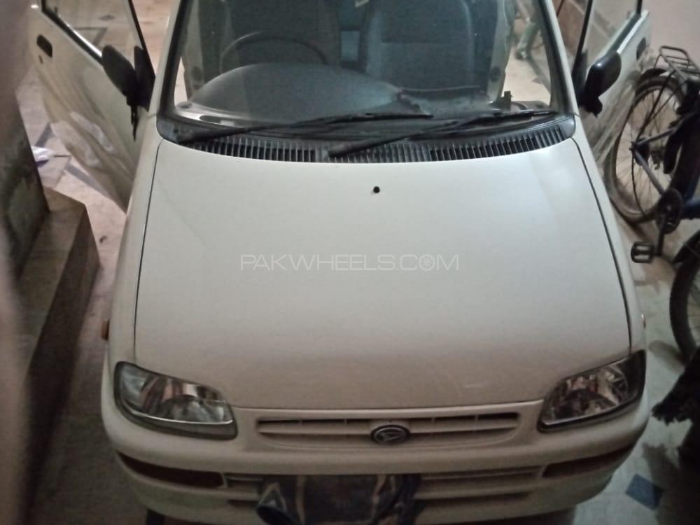 ڈائی ہاٹسو کورے CX ایکو 2002 Image-1