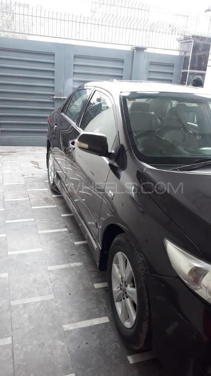 Toyota Corolla Altis SR Cruisetronic 1.6 2012 Image-1