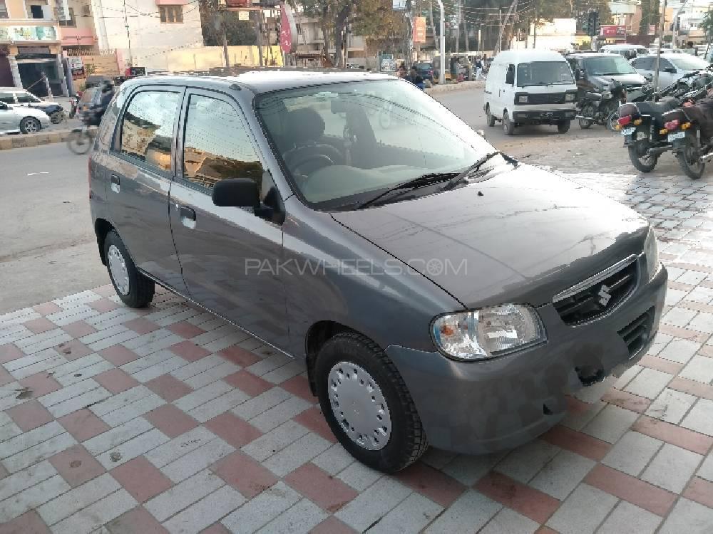 Suzuki Alto VX (CNG) 2012 Image-1