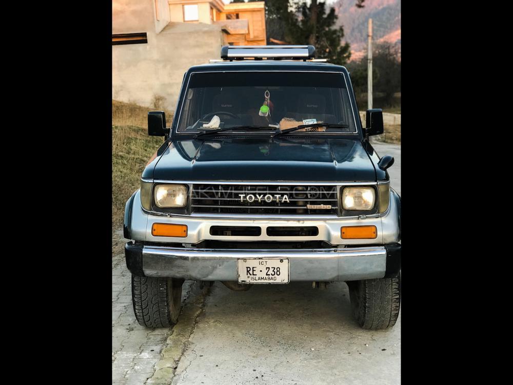 Toyota Prado VX 3.0 1992 Image-1