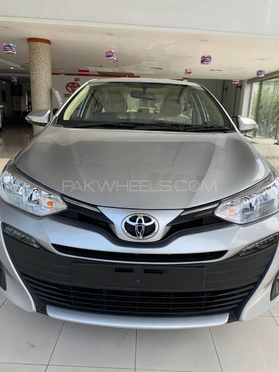 Toyota Yaris ATIV X CVT 1.5 2020 Image-1
