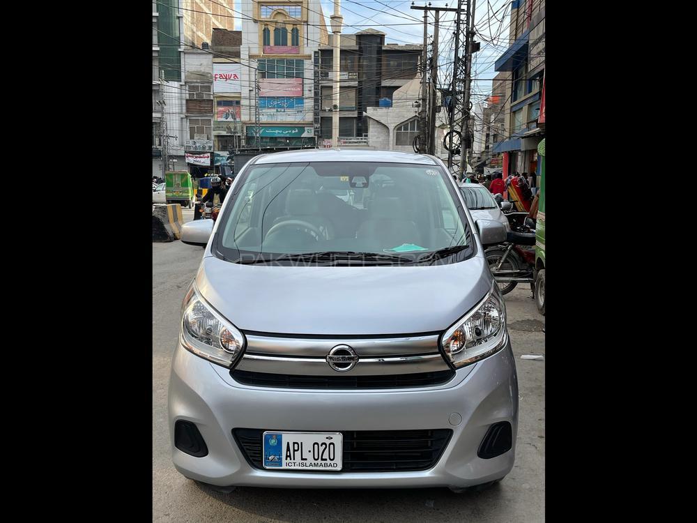 Nissan Dayz 2017 Image-1