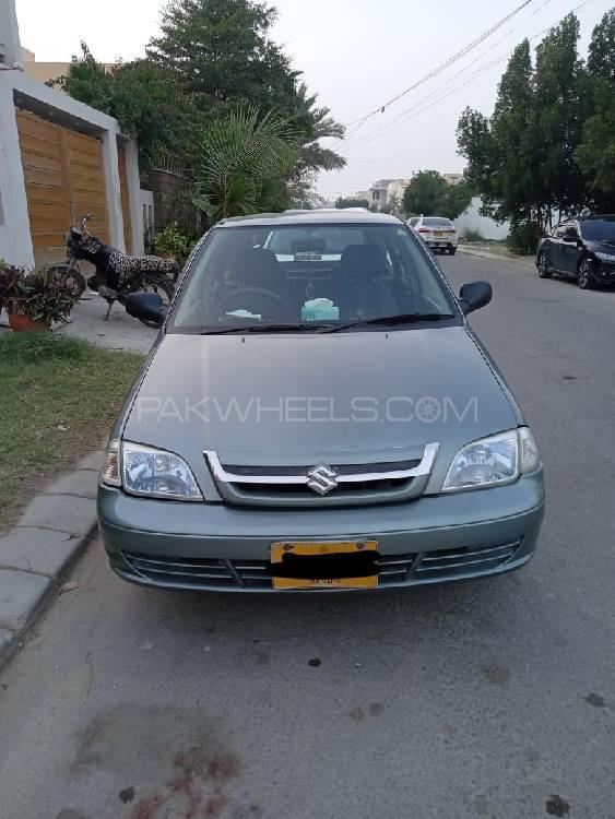 Suzuki Cultus Limited Edition 2011 Image-1