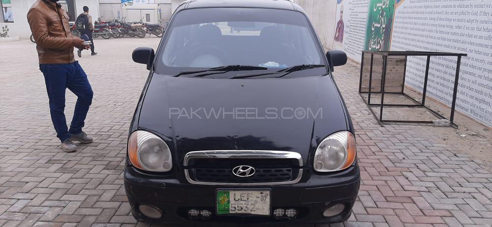 Hyundai Santro 2007 Image-1