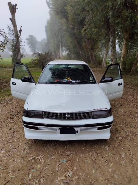 ٹویوٹا کورونا DX 1991 Image-1