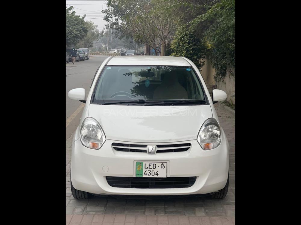 Toyota Passo + Hana 1.0 2012 Image-1