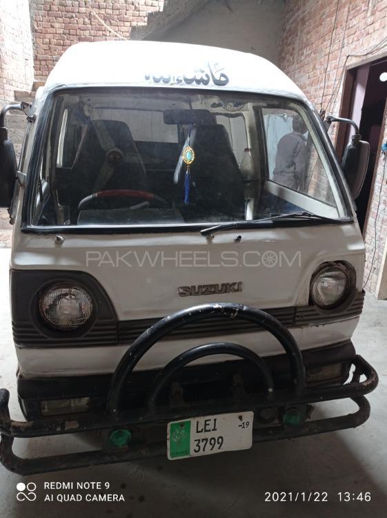 Suzuki Bolan VX 1989 Image-1
