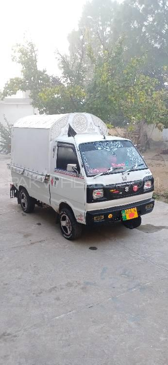 Suzuki Ravi Euro ll 2016 Image-1