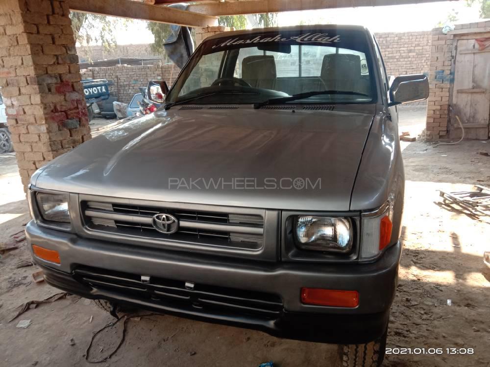 Toyota Hilux Single Cab 1997 Image-1