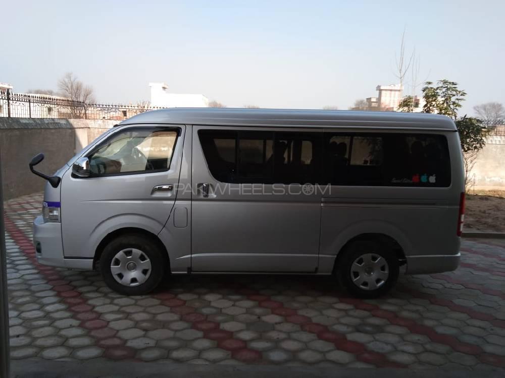 Toyota Hiace TRH 214 2013 Image-1
