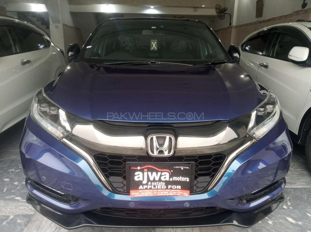 Honda Vezel Hybrid RS Honda Sensing  2016 Image-1