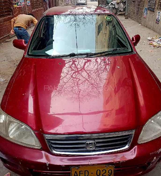 Honda City 2002 for sale in Lahore   PakWheels