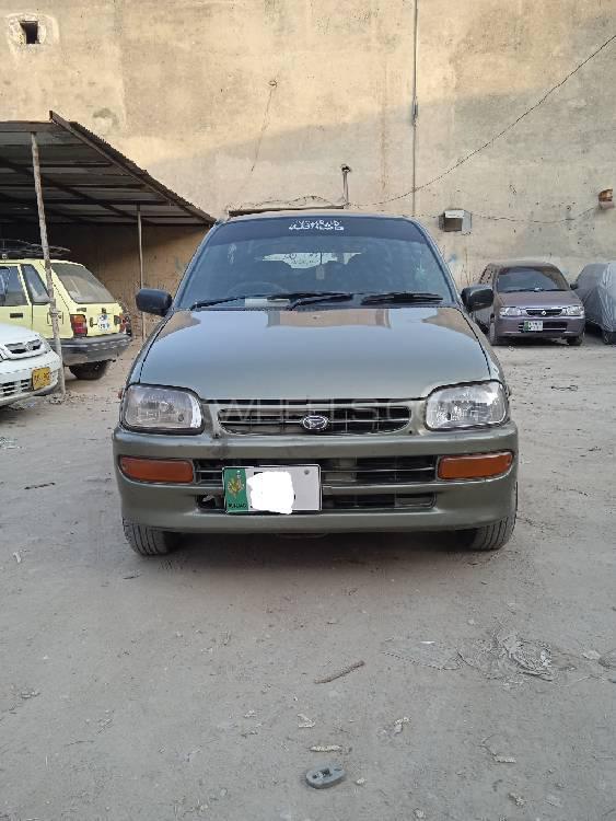 Daihatsu Cuore CX Eco 2003 Image-1