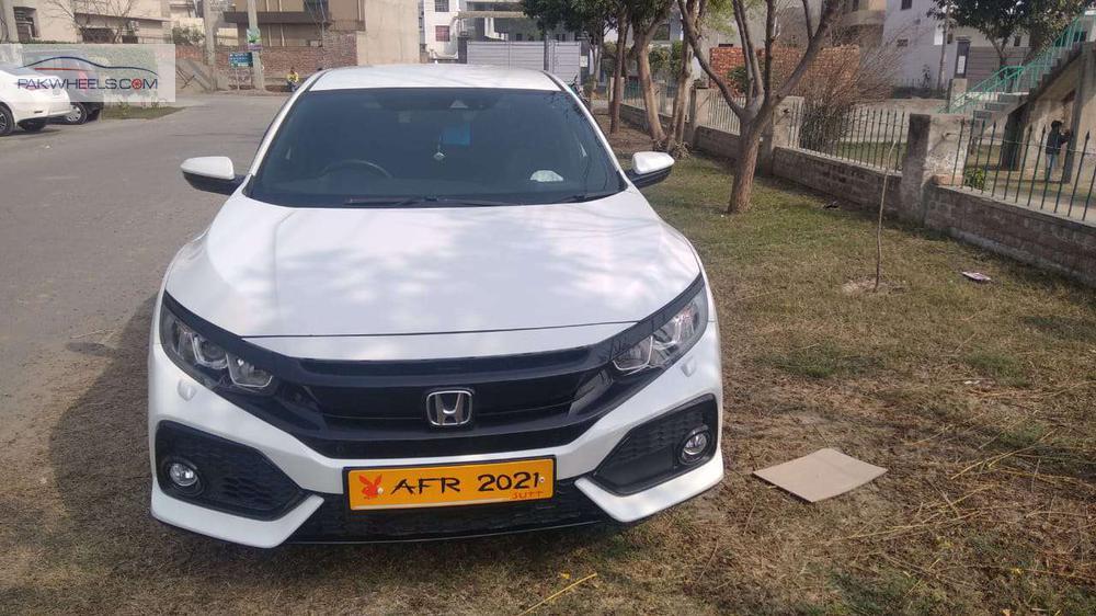 Honda Civic 2019 Image-1