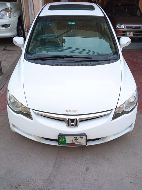Honda Civic VTi Oriel 1.8 i-VTEC 2009 Image-1