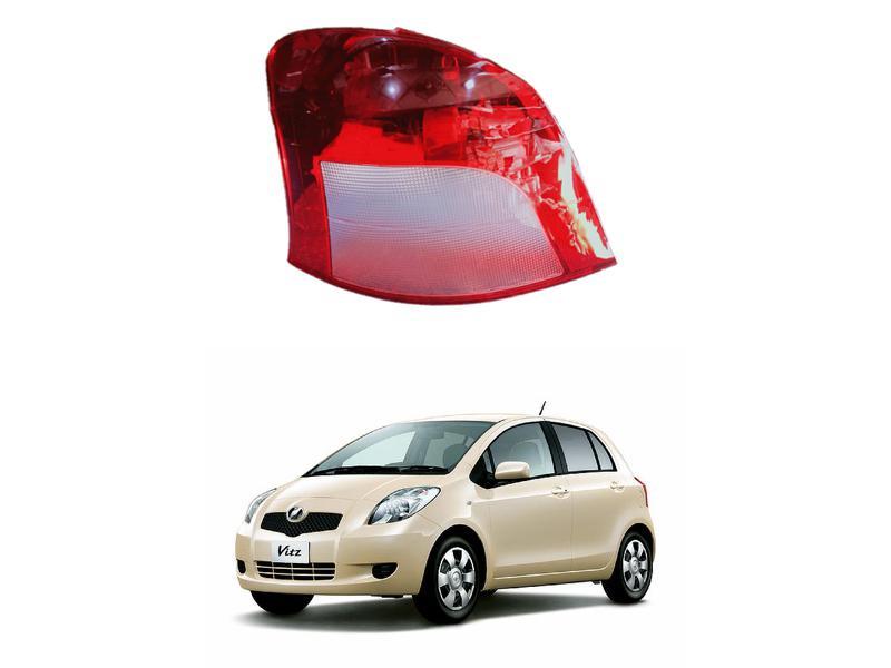 Toyota Vitz 2005-2010 Back Light Glass Lens LH Image-1