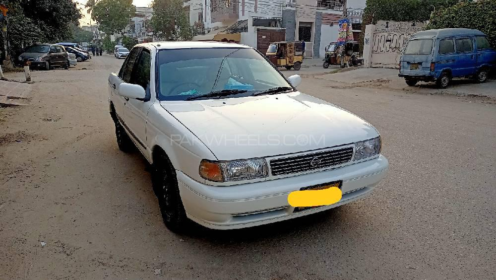 Nissan Sunny GL 1993 Image-1