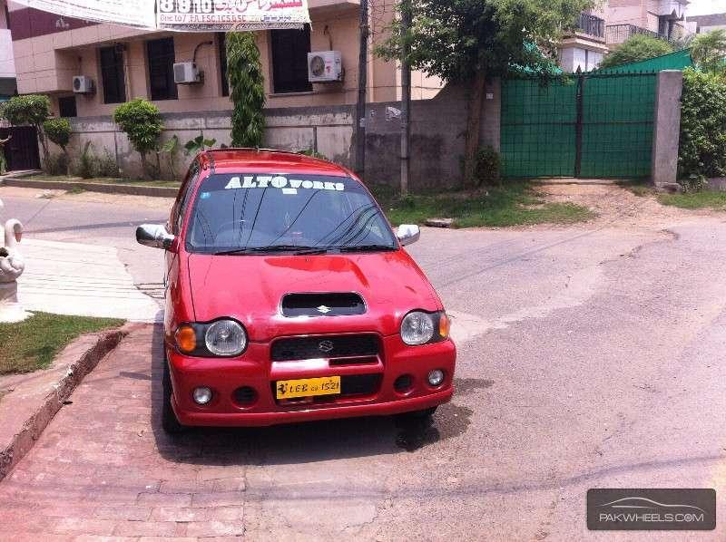 Suzuki Alto VXR (CNG) 2008