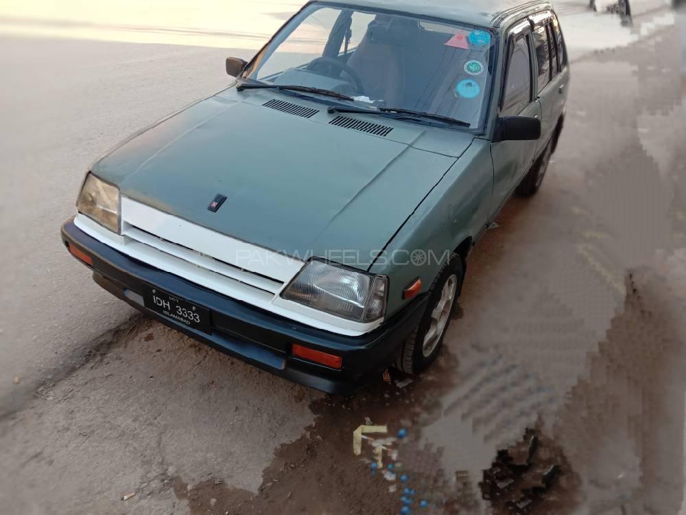سوزوکی  خیبر GA 1996 Image-1